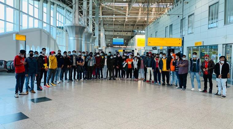 Over 300 Indian students stranded at Kazakhstan airport, seek 'just one flight home'