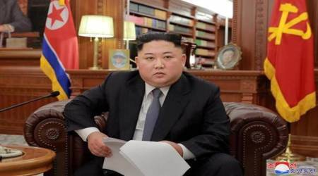 north korea fires a missile, north korean missiles, north korea south korea relations, north korea nuclear power, nuclear power countries in the world, World news, indian express news