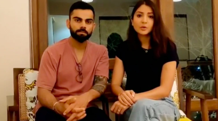 Hope our contribution helps ease pain: Virat Kohli, Anushka Sharma pledge support to PM Relief Fund