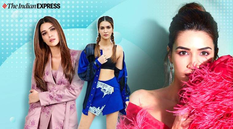 Bored? Play with hairstyles like Kriti Sanon