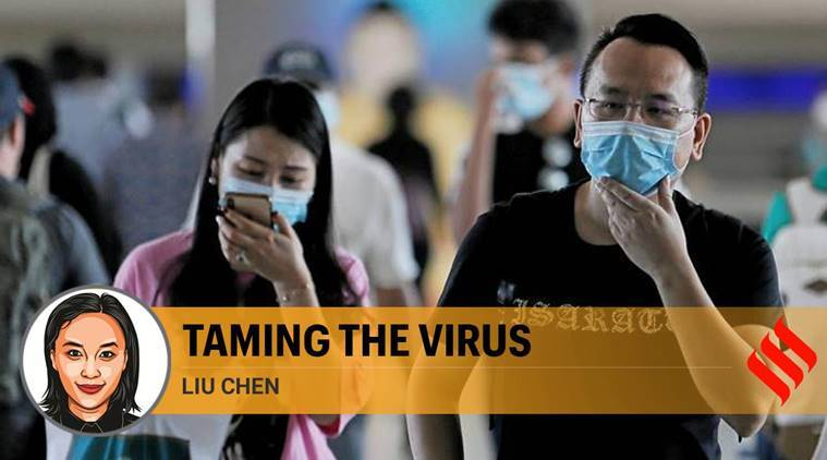 There is enough reason to be optimistic about containing the spread of coronavirus