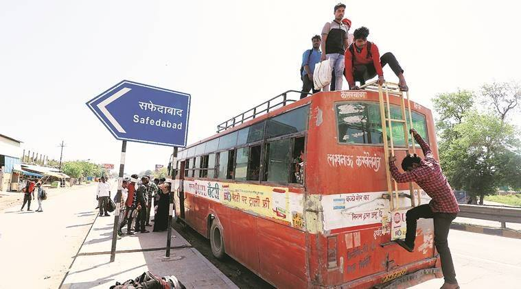 UP blames Delhi for return of migrants