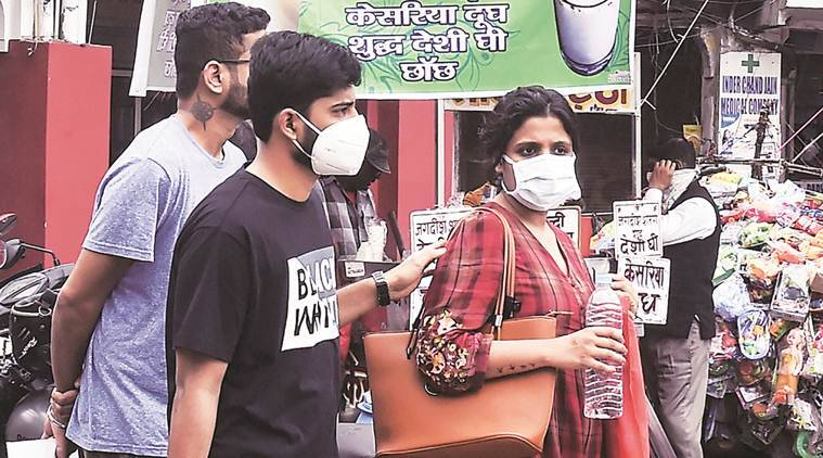 Pilibhit coronavirus case, coronavirus, coronavirus cases in UP, coronavirus cases UP, coronavirus cases Lucknow, coronavirus cases India, India lockdown, Lucknow news, city news, Indian Express