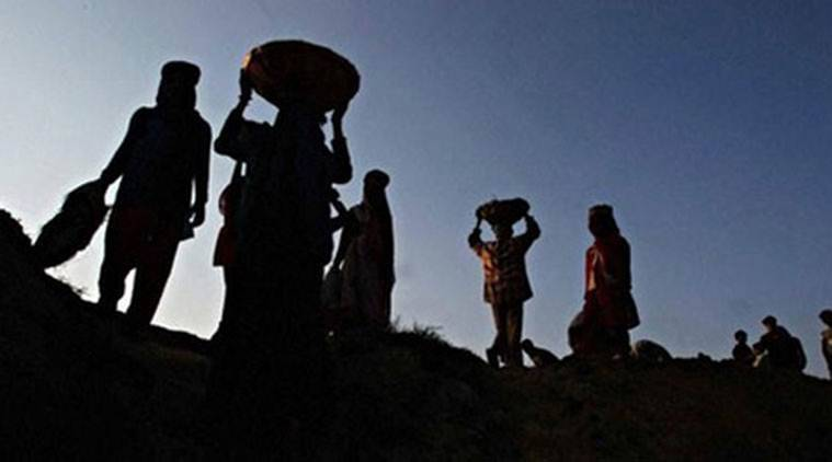 MGNREGA works, daily wage, Maharashtra govt, Mumbai news, Indian express news