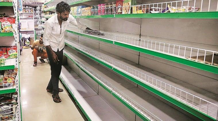 coronavirus, coronavirus outbreak, coronavirus lockdown, india lockdown, panic buying, mumbai lockdown, indian express news