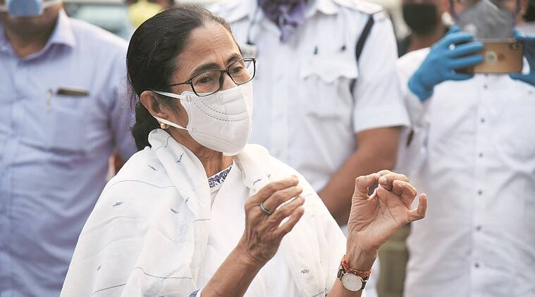 Mamata Banerjee, coronavirus death, coronavirus cases, west bengal news, indian express news