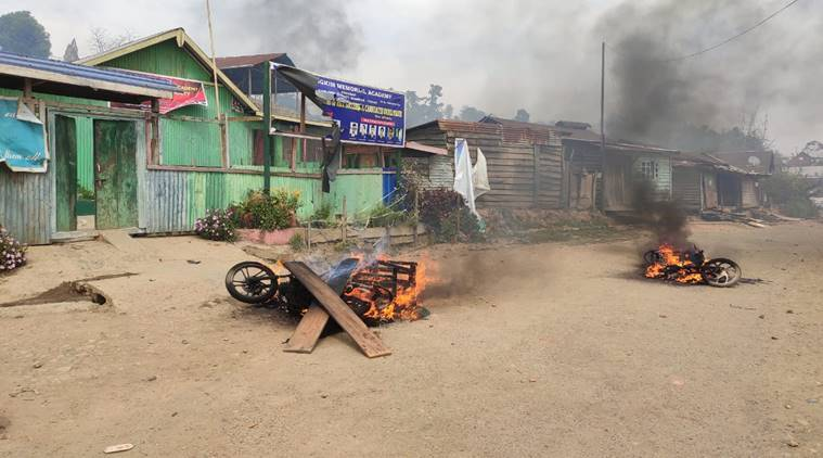 Manipur: Mobile internet services suspended as tension grips Kamjong district