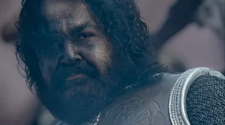 Mohanlal in Priyadarshan's Marakkar Arabikadalinte Simham