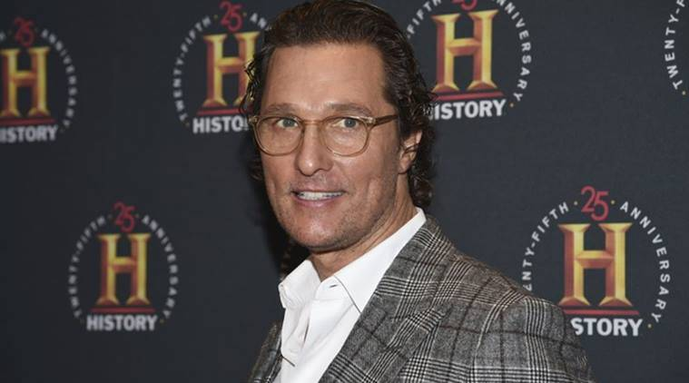 Matthew McConaughey says stay home now, great things may lie ahead