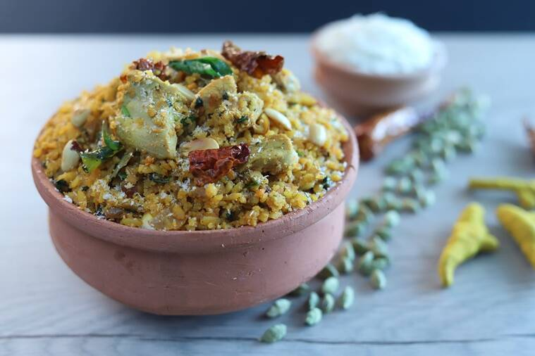 maharashtrian recipes, authentic maharashtrian recipes, lockdown cooking, traditional recipes to try lockdown, indianexpress.com, indianexpress, coronavirus lockdown, biryani recipe, modak recipe, bharli vangi recipe,