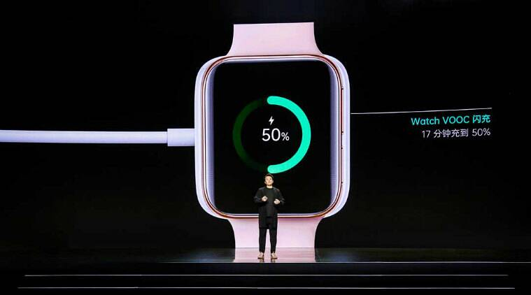 Oppo Watch, Oppo Watch price in India, Oppo smartwatch, Oppo Watch vs Apple Watch Series 5, Oppo Watch Android