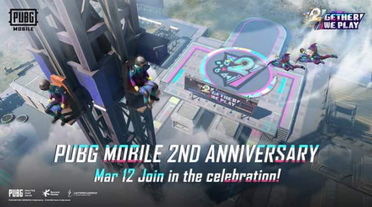PUBG Mobile, PUBG Mobile 2nd anniversary, PUBG Mobile turns 2, PUBG Mobile 2, PUBG Mobile look back at 2019
