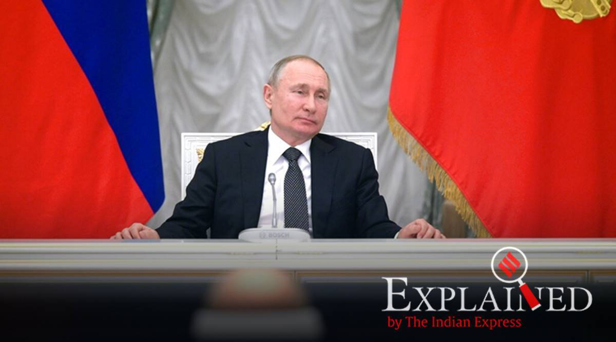 Explained Why Vladimir Putin Could Be Russia S President Till 2036 Explained News The Indian Express