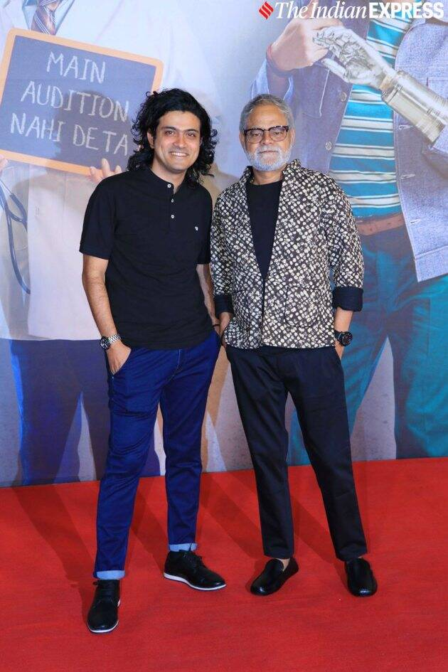 hardik mehta and sanjay mishra photos