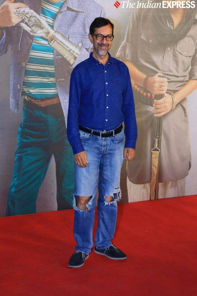 rajat kapoor at kaamyaab screening