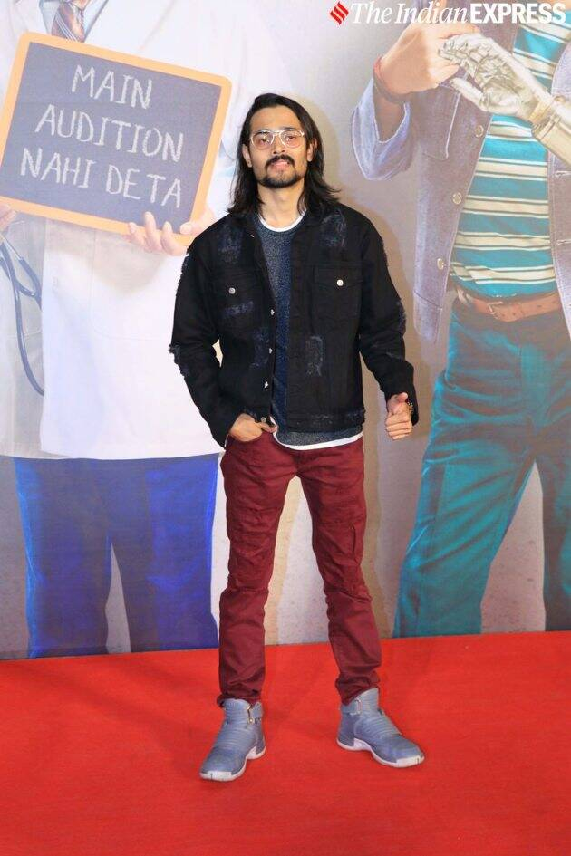 bhuvan bam at kaamyaab screening