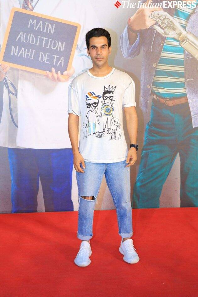 rajkummar rao at kaamyaab screening
