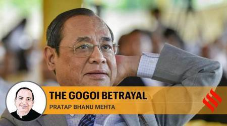 The Gogoi betrayal: Judges will not empower you, they are diminished men