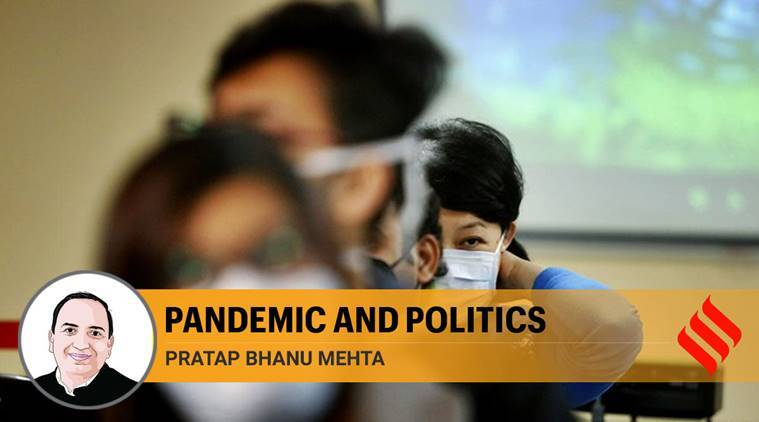 Pandemic and politics: Coronavirus crisis calls for solidarity but it also begets deeper conflicts