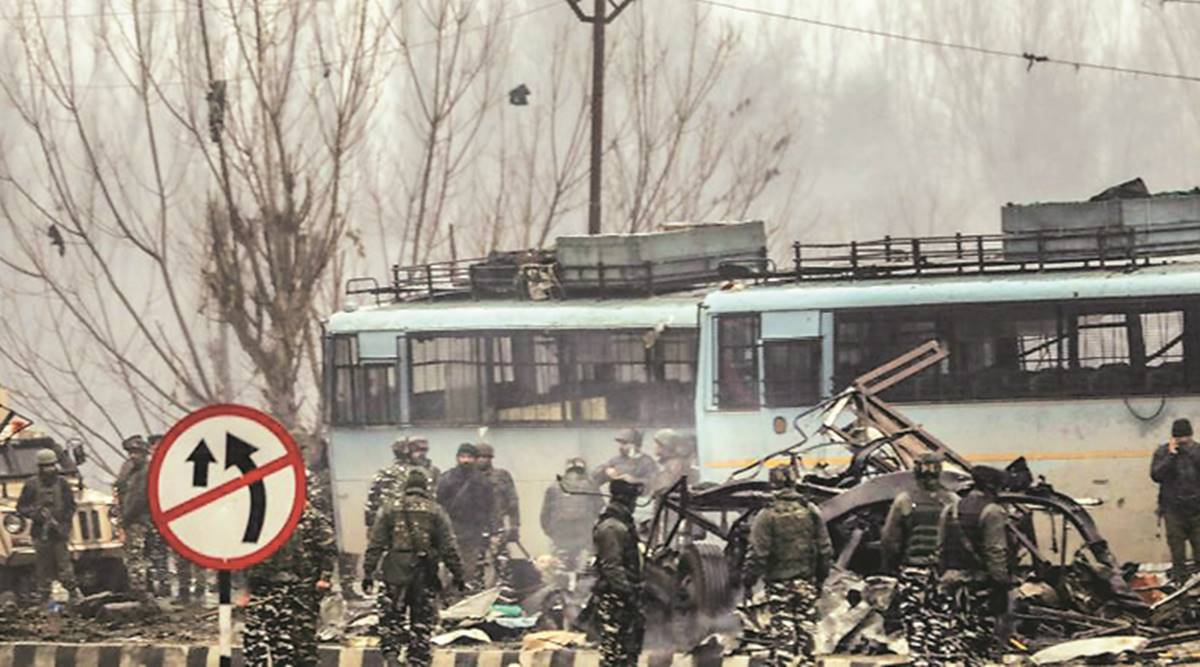pulwama attack chargesheet, pulwama attack jem, jaish e mohammad pulwama attack pakistan, pakistan pulwama attack