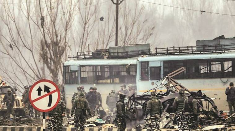 Pulwama attack, father-daughter duo arrested, Jaish-e-Mohammed, National Investigation Agency, delhi news, indian express news