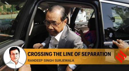Justice Gogoi's Rajya Sabha nomination underlines need for cooling-off period for judges