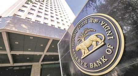 Sensex, RBI forecast, Coronavirus outbreak, Reserve Bank of India, economy news, indian express news