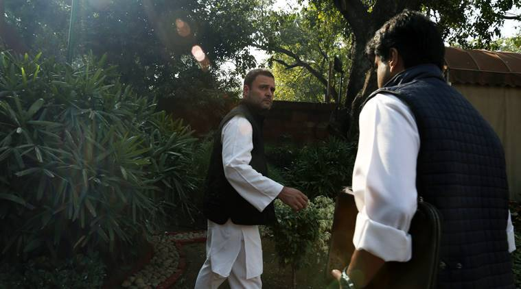 In first remark on MP crisis, Rahul Gandhi targets PM for 'destabilising an elected Congress govt'