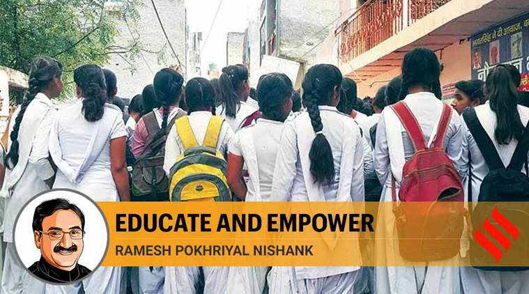 Educate and empower: Because when you educate a girl, you educate a nation