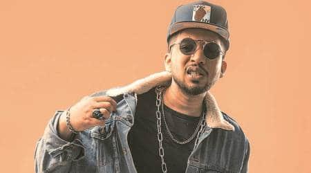 Naved Shaikh, Rapper Naezy, new rap album Maghreb, hip hop, Indian express talk, indian express news