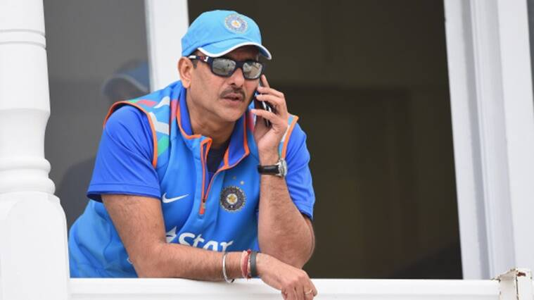 'Like a tracer bullet': Ravi Shastri urges people to stay indoors to fight virus