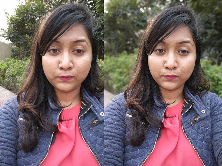 Realme X50 Pro camera samples selfie