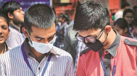 India lockdown, Coronavirus cases, stranded students, Gujarat news, indian express news