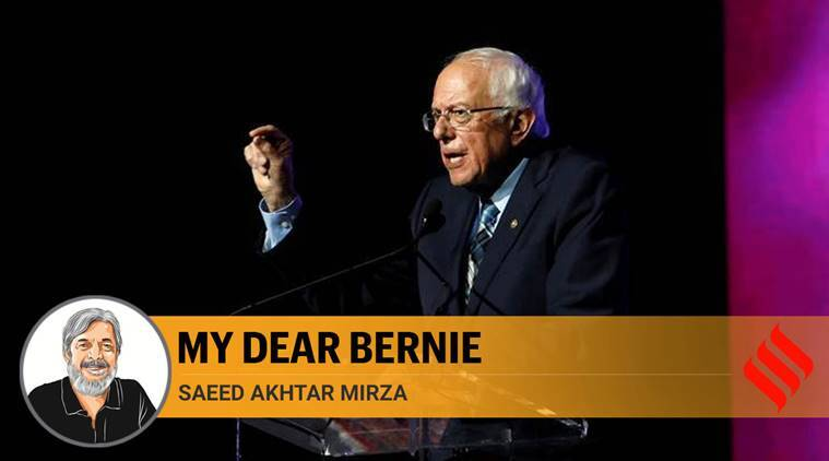 My dear Bernie, you have made history, challenged the holy cows of capitalism
