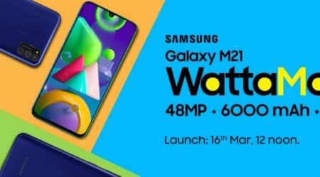 Samsung Galaxy M21, Samsung Galaxy M21 launch date, Samsung Galaxy M21 price, Samsung Galaxy M21 specs, Samsung Galaxy M21 specifications, Samsung Galaxy M21 Amazon, Samsung