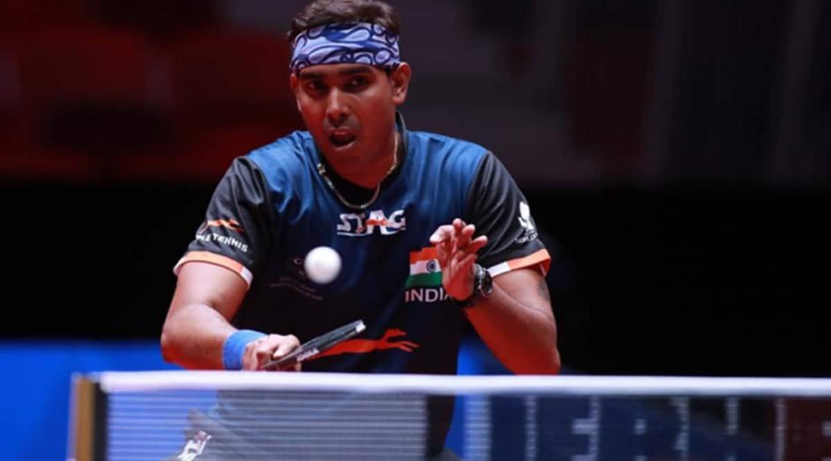 Sharath Kamal, Sharath Kamal khel ratna, sharath kamal ttfi, sharath kamal achievements, sharath kamal table tennis, sharath kamal tokyo olympics