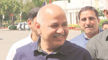 Delhi: Education key focus as Manish Sisodia presents first budget of AAP 2.0