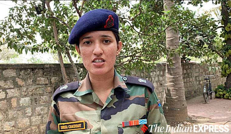 Women's Day special: Being posted near LOC was empowering, says Major Sneha Chaudhary