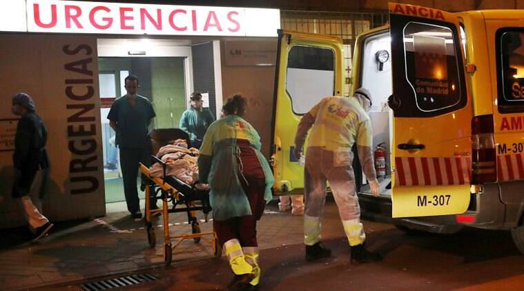 spain coronavirus, spain coronavirus death toll, europe death toll, coronavirus world updates