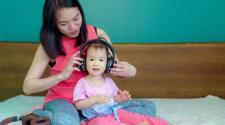 Spotify, music streaming app Spotify, Spotify trends for children and adults around the world, Spotify podcasts, parenting, indian express, indian express news