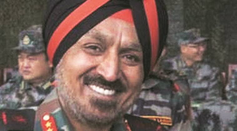 Army disability pension, Former Army Commander Surinder Singh, Indian army, chandigarh news, indian express news