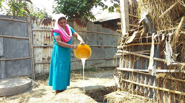 Lockdown drastically impacts milk sales in Tripura as 'goalas' dump it down the drain