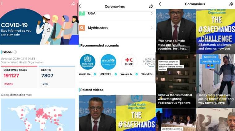 Coronavirus outbreak, Coronavirus 2019, COVID 19 outbreak, COVID outbreak, Google Do the Five, What is DO the Five, Facebook coronavirus, Twitter COVID19