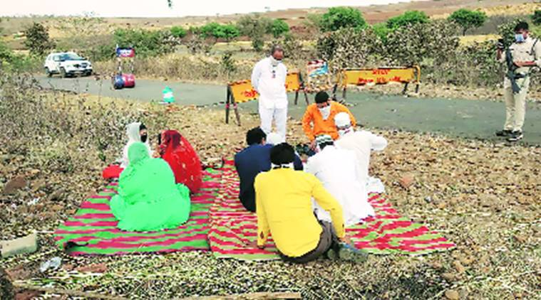 Tree along Rajasthan-MP border becomes nikah venue