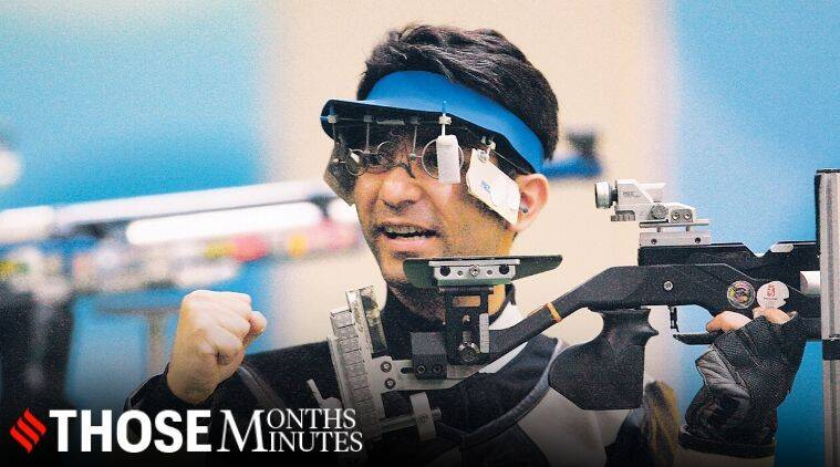 Those Months, Those Minutes: Abhinav Bindra's right turn on road to redemption