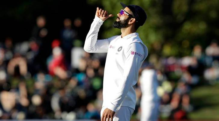 Virat Kohli, Virat Kohli angry, Virat Kohli angry at reporter, Virat Kohli loses call, Virat Kohli press conference, Virat Kohli celebration, Kane Williamson, Virat Kohli annoyed, India vs New Zealand, India tour of New Zealand