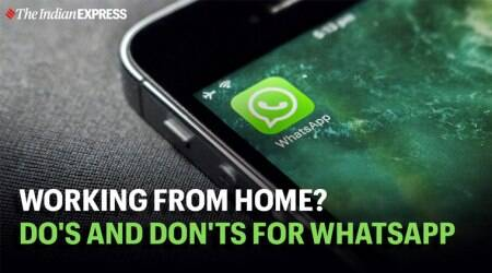 Using WhatsApp for work-from-home? Do's and Don'ts you should follow