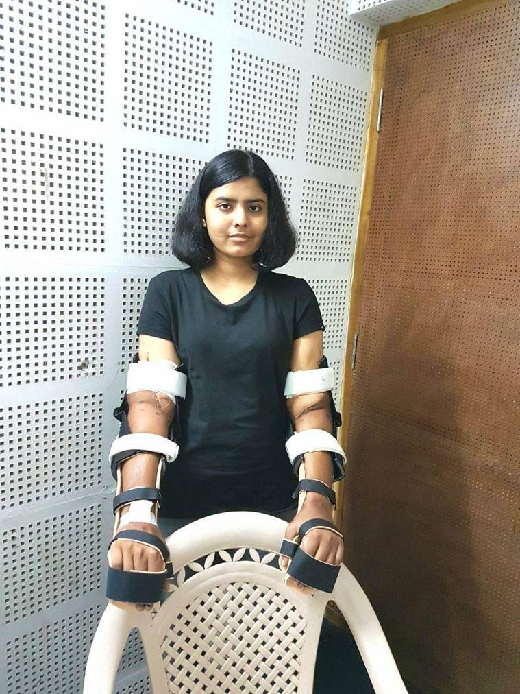 21-year-old student from Pune and the curious case of her changing hands