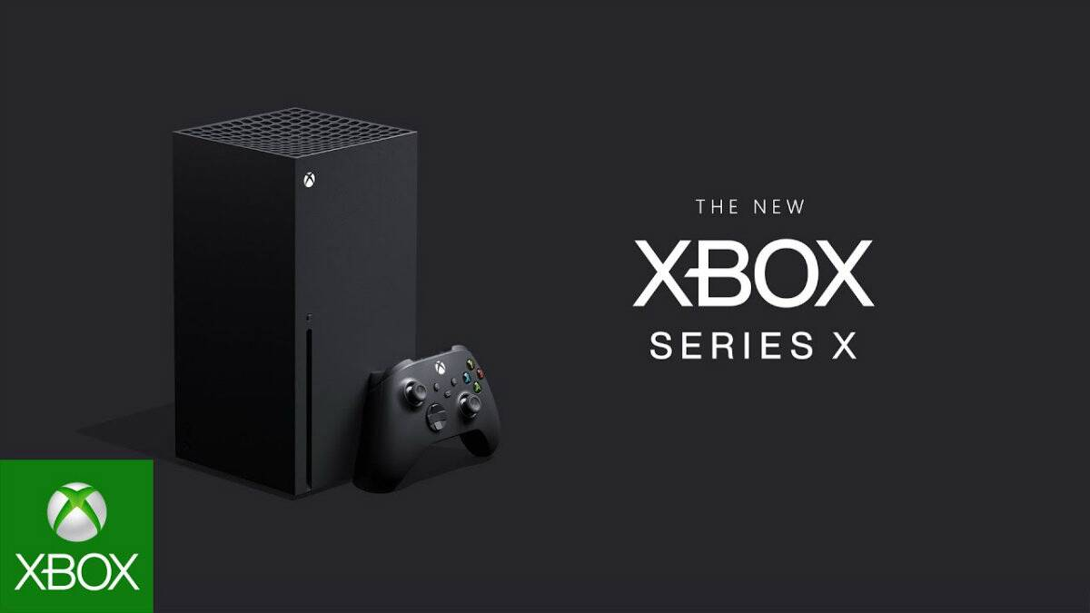 The new Xbox Series X console