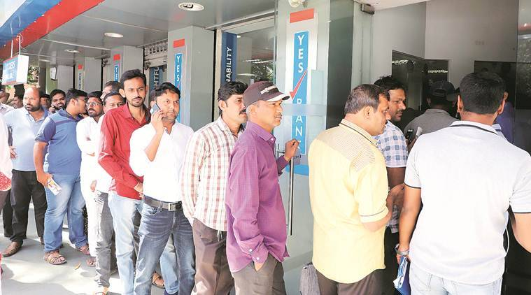 yes bank, Pimpri-Chinchwad municipal body yes bank, pcmc yes bank, yes bank pune crisis, pune city news